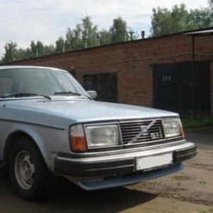 продам VOLVO 1986г