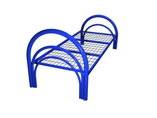 Высокого качества металлические кровати по цене производителя 2