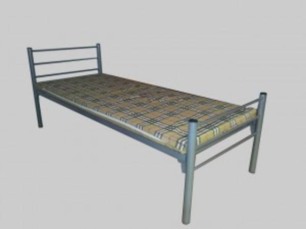 Высокого качества металлические кровати по цене производителя 4