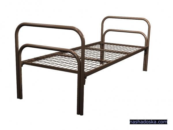 Высокого качества металлические кровати по цене производителя 5