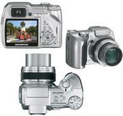 Продам фотоаппарат Olympus 510 UltraZoom